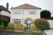 4 bed Detached property in Burnham Road...