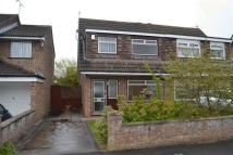 3 bed semi detached home in Trispen Close...