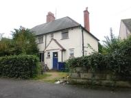 semi detached house in Addison Crescent, Oxford