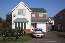 4 bed Detached property to rent in Jackson Close, Ipswich
