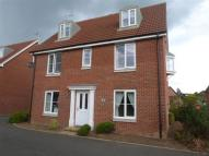 4 bed Detached property in Thomas Crescent, Ipswich