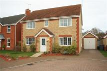 4 bed Detached home for sale in Jackson Close, Kesgrave...