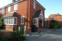Mortons Lane semi detached house to rent