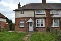 semi detached house to rent in London Road, Thatcham