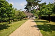 Detached property for sale in Etchingham Road, Burwash...