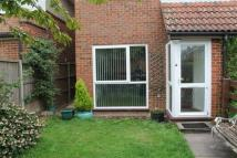 Terraced home to rent in Conway Drive