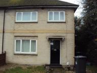 semi detached house in Larchwood Drive