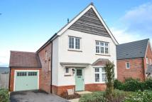 3 bed Detached property in Meadow Rise, Newton Abbot