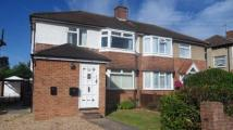 semi detached house in Chiltern Road, Caversham...