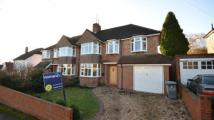 5 bed semi detached home in Newlands Avenue...