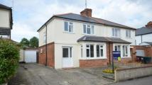 semi detached home in St. Johns Road...