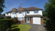 semi detached house in Haldane Road...
