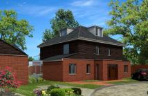 Detached home in Copthall Cottages...