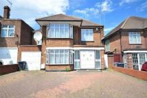 Detached property in Sudbury Court Drive...
