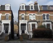 semi detached house in Fulham Road...