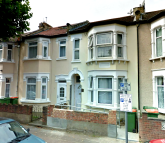 Terraced property to rent in Essex Road, London, E12