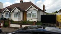 Bungalow to rent in Epsom Road, Seven Kings...
