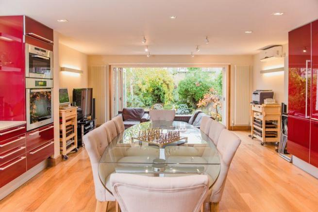 5 Bedroom House To Rent In St Edmunds Square London Sw13