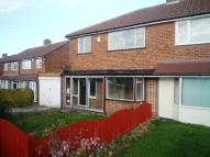 Streetly  semi detached house to rent