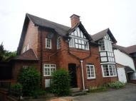 Detached home in Thornhill Road, Streetly