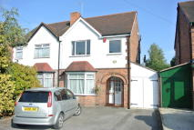 3 bed semi detached property in Wylde Green...