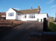 Detached Bungalow for sale in Station Road, Arley