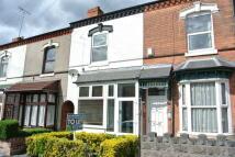 2 bed Terraced home to rent in Hermitage Road, Erdington