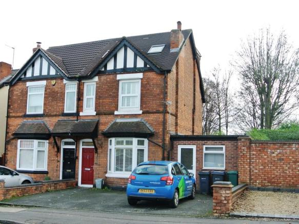 5 Bedroom Semi Detached House To Rent In Coleshill Road Birmingham B75