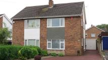 3 bed semi detached property for sale in Oak Road, Brewood...