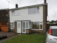 semi detached home in St Tibba Way, Ryhall...