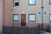 Ground Flat in Stewart Place, Carluke...