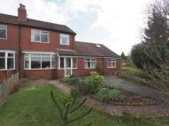 4 bedroom semi detached property in Rowton Grange Road...