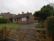 Detached Bungalow in Linglongs Road, Taxal...