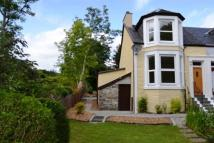 2 bedroom semi detached property for sale in Milton Road, Dunoon