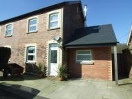 3 bed semi detached house in Llanbister Road...