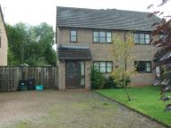 2 bed semi detached house in Caenbrook Meadow...
