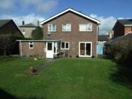 Detached home in Harpers Lane, Presteigne...