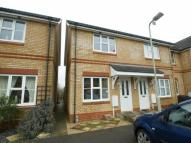 End of Terrace property to rent in Kestrel Close, Ashford...