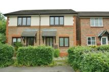 semi detached house in New Rectory Lane...