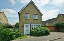 3 bed Detached house to rent in Guernsey Way, Ashford...