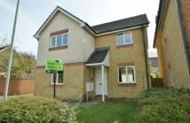 3 bedroom Detached house to rent in Butterside Road, Ashford...