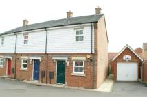 Chater Close End of Terrace house to rent
