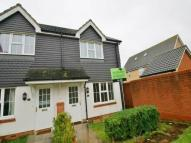 2 bed semi detached house to rent in Bryony Drive, Ashford...