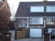 Detached house in Queens Road, Southport...