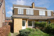 semi detached house in Hewlett Place, Bagshot