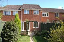 Terraced house in Albert Road, Bagshot