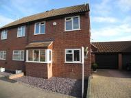 semi detached house in Gunton Road, Loddon