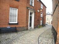 Ground Flat in Earsham Street, Bungay
