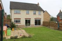 4 bed Detached house in Wordsworth Close...