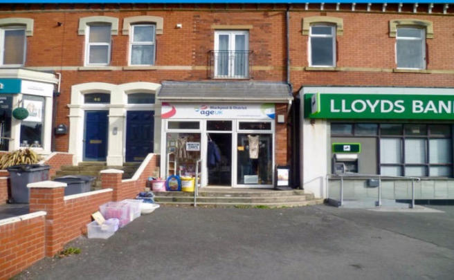 Commercial Property For Sale Whitegate Drive Blackpool